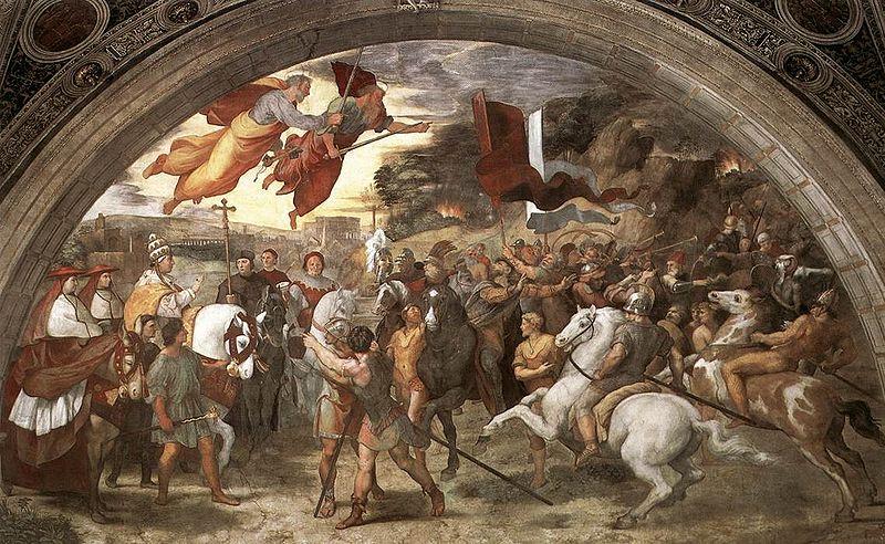 Batalla de los Campos Catalaúnicos. Muerte de Theodoric I