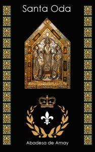 Santa Oda / Chrodoara/ Hugbern / Afre - Dinastia Merovingia
