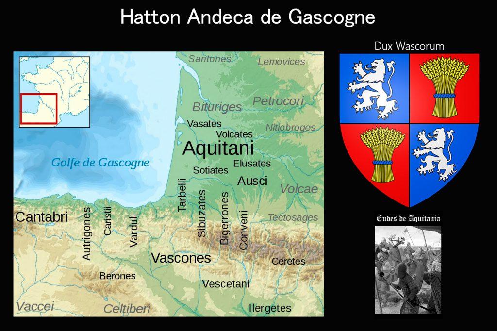 Hatton Andeca de Gascogne