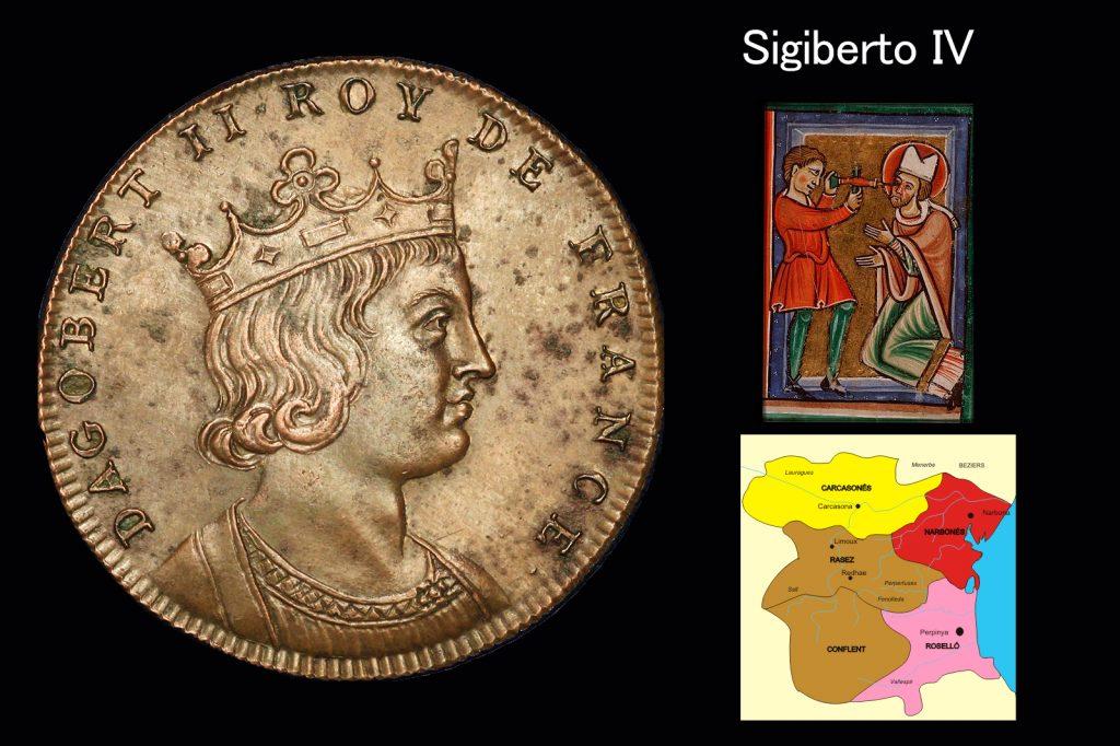 Sigebert IV de Razès