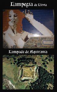 Lampegia de Aquitania - Lampade de Llivia