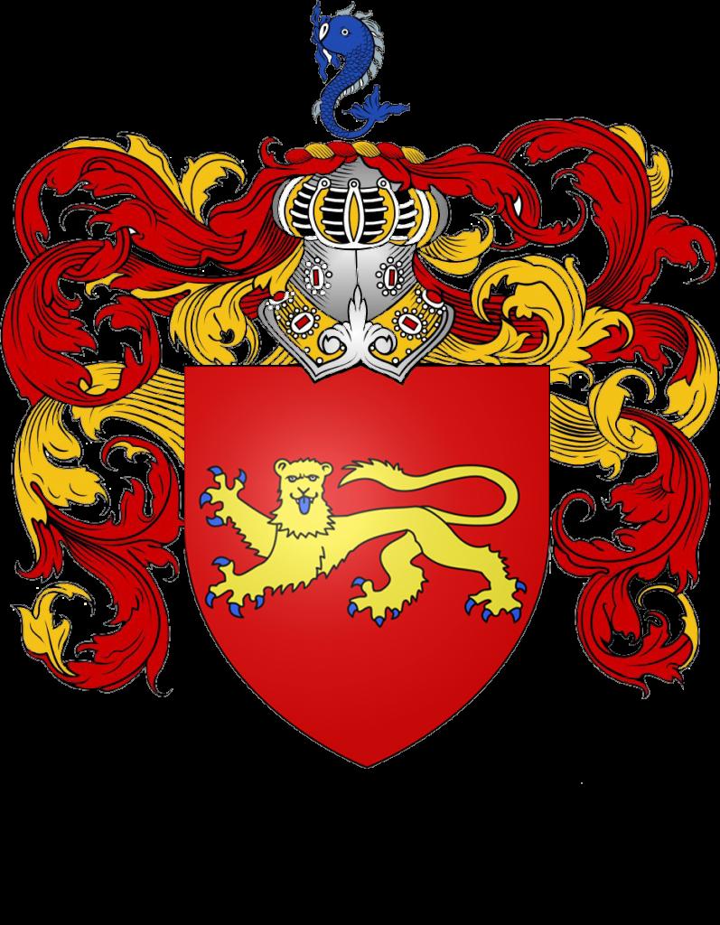 Escudo de Aquitania