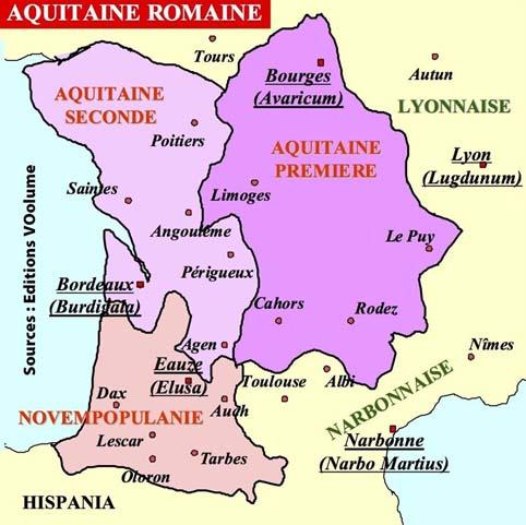 Aquitania Romana