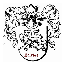 Balthes - Coat of Arms
