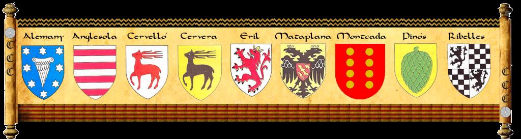 Els 9 Barons de la Fama - Otger Gotland Cathaló