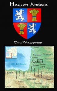 Hatton Andeca - Dux Wascorum