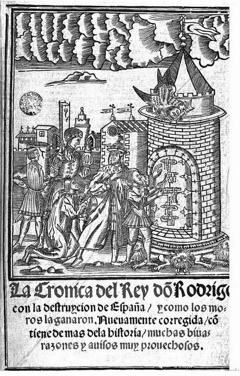 La cronica del Rey Rodrigo