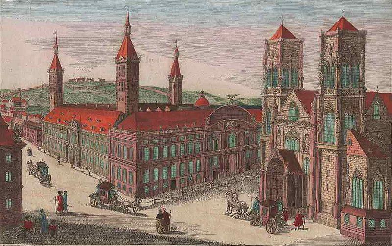 Lieja - Palacio St. Lambert