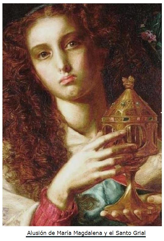 Maria Magdalena y el Santo Grial