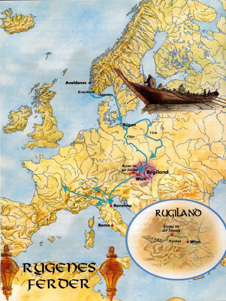 Rugios Tribu Germanica - Rugiland