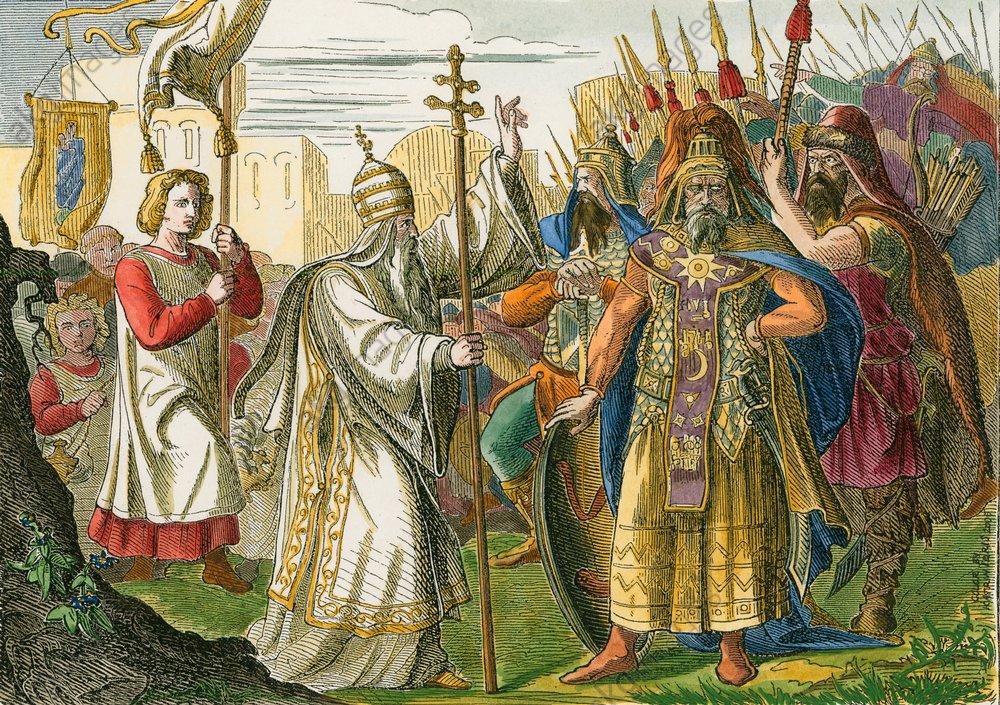 Batalla de los Campos Cataláunicos (451)