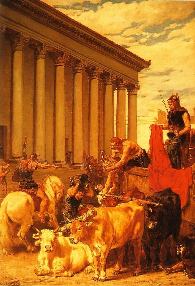 Saqueo de Roma (410)